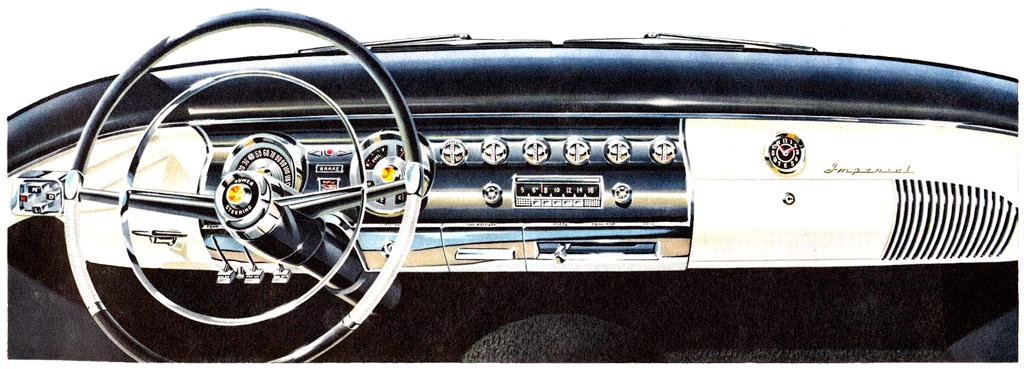 1956 Imperial Dash