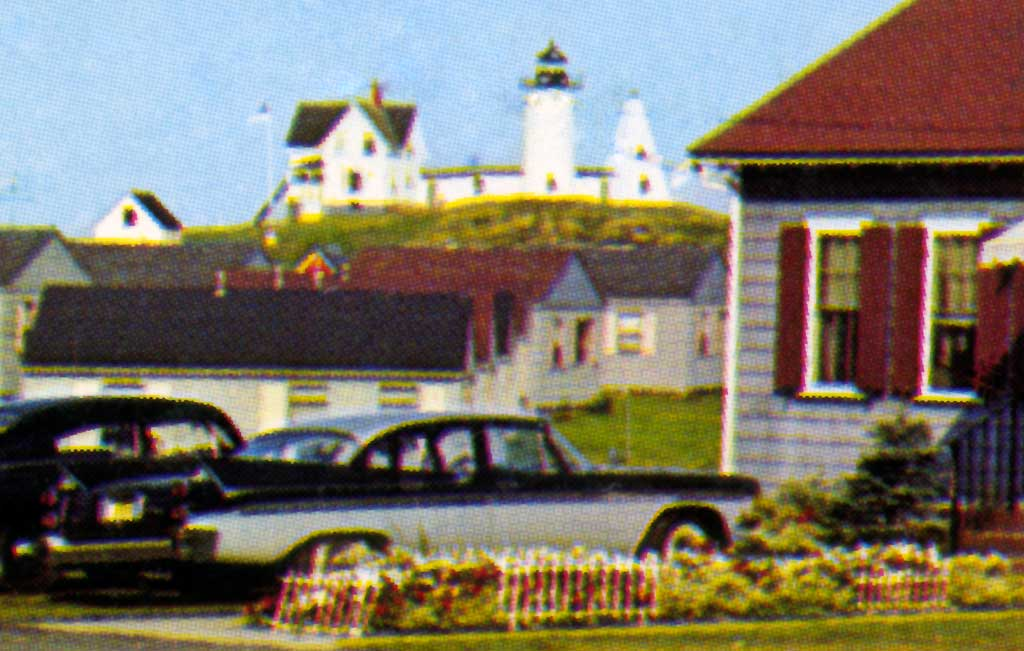 Nubble Light Dining Room In York Beach Maine 1958 Dodge