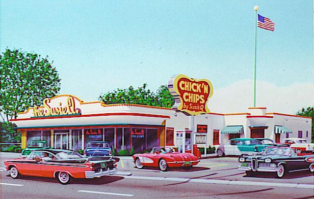 The Susie Q Restaurant In Royal Oak Michigan