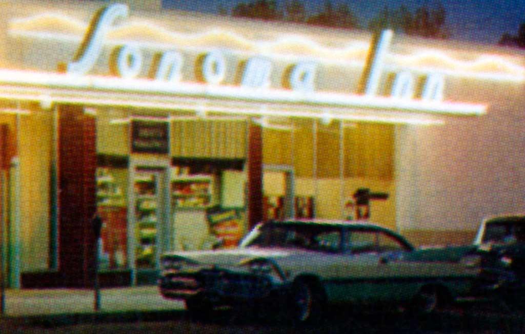 Sonoma Motor Inn In Winnemucca Nevada 1959 Dodge Coronet