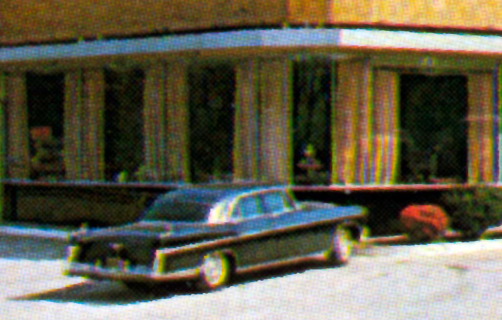 Newport Motor Court In Newport Tennessee 1956 Imperial