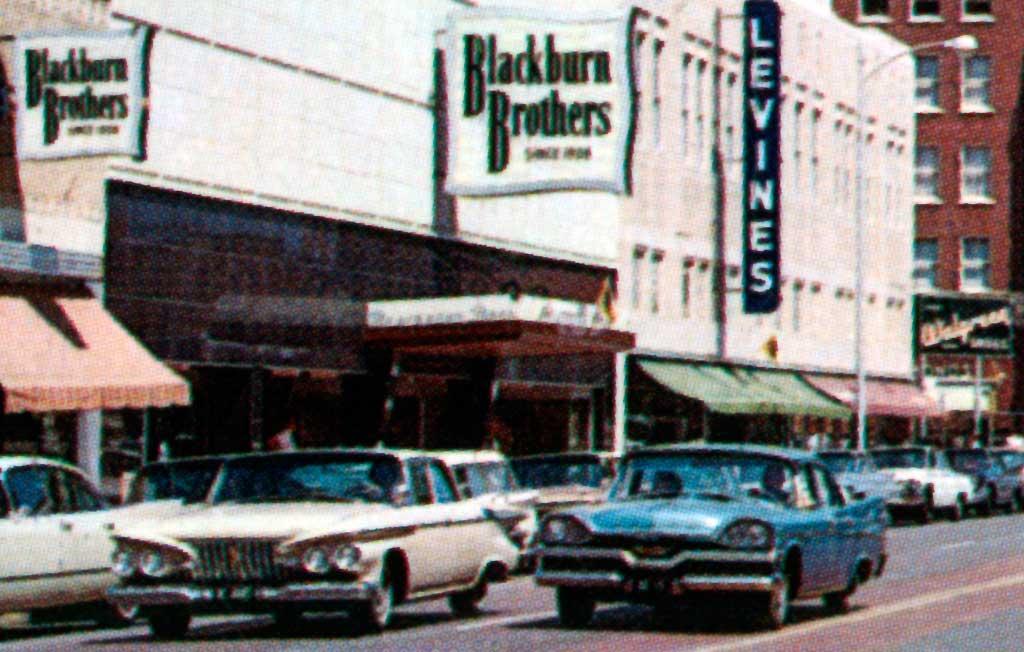 Texas Dodge Amarillo >> Polk Street in Amarillo, Texas 1957 Dodge Coronet