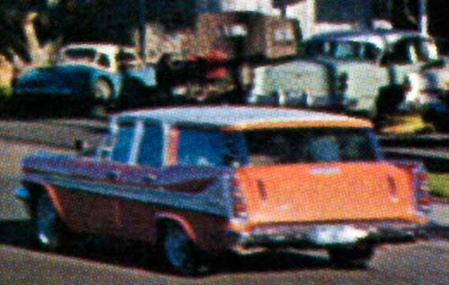 El Dorado Motor Hotel In Nogales Arizona 1958 Desoto