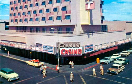 Fremont hotel and casino address verse on gambling