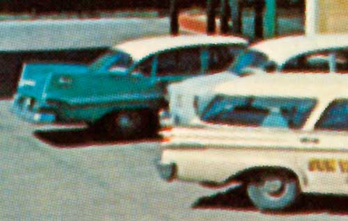 Sun Valley Hotel In Corpus Cristi Texas 1959 Plymouth Fury